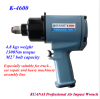 "Hot sale Industrial Twin hammer Heavy Duty 3/4"" Air Impact Wrench"