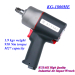 1.2kgs weight Composite Industrial Air Torque Wrench with a quieter