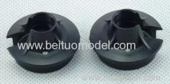 Shock base for racing gasoline truck