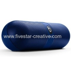 Beats by Dre Pill 2.0 Blue Portable Bluetooth Speaker with Charge Out
