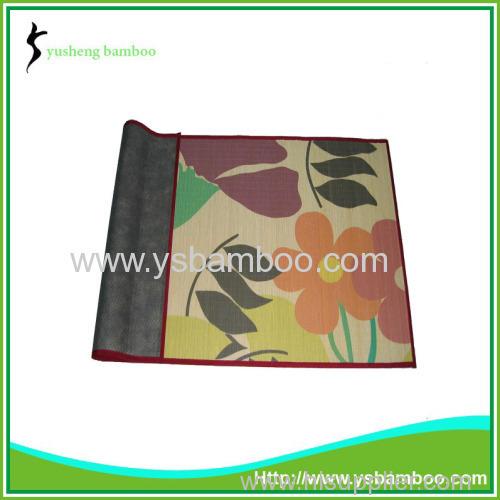 Comfortable Printing Bamboo Carpet