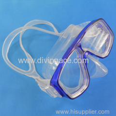 diving equipment/swimming goggle/full face snorkel mask