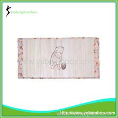Fashion Bamboo Yoga Mat