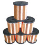 CCS Copper Clad Steel wires for conductor or braiding and shielding in flexible coaxial cable