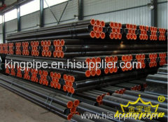 STM A106Gr.B Seamless Pipe Pipes Carbon Steel hot rolled cold drawn