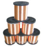 Copper Clad Steel CCS (Conductivity18%) for conductor or braiding and shielding in flexible coaxial cable