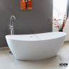 Resin Stone Freestanding Bath Tubs For Soaking