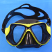 2014 hot selling tempered glass mask diving