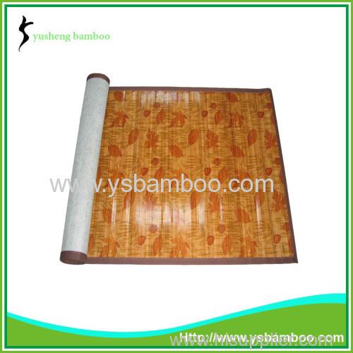 2014 Fashion Style Painted Bamboo Carpet
