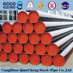 Hot expand ASTM A106 carbon seamless pipe