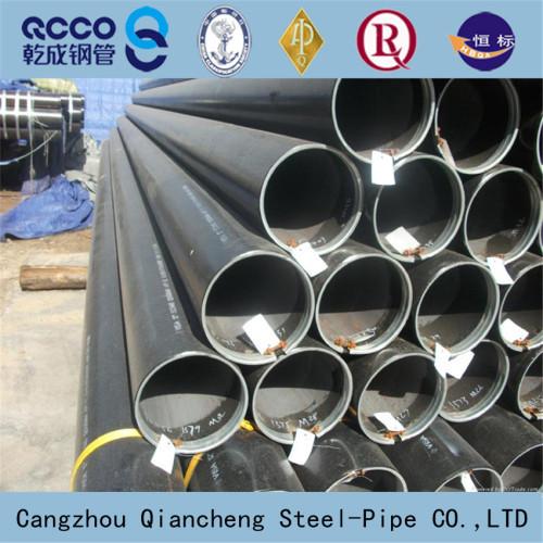 ASTM A106 carbon seamless pipe gr.b