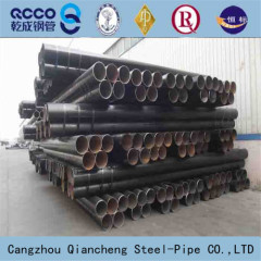 ERW API 5L X52 line pipe petroleum seamless or welded line steel pipe