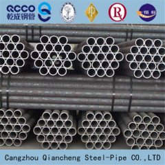 high quality hot-rolled seamless steel pipe ASTM A53