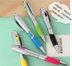 lamp / creative / plastic ball pen