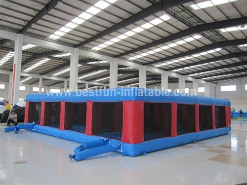 Inflatable Labyrinth Maze Game