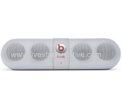 Beats by Dr.Dre Pill 2.0 Portable Speaker with Bluetooth Conferencing White