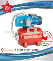 Automatic Booster System Pump Station