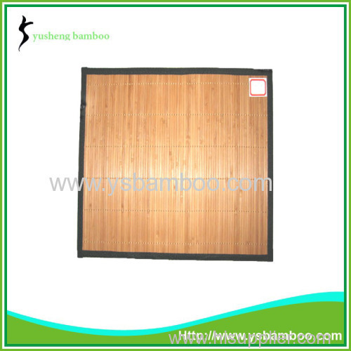 Household Square Bamboo Coasters