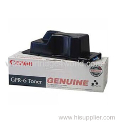 Canon GPR-6 Toner Cartridge efficient and durable
