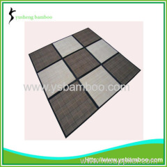 Bamboo Patchwork Carpets (9blocks)