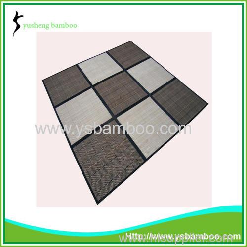Bamboo Patchwork Carpets (9blocks)