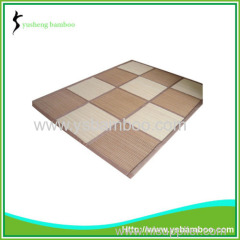 bamboo patchwork carpet (12blocks)