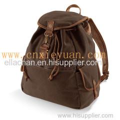 Fashion Vintage Canvas Backpack