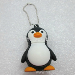 3D Penguin Pen Drive