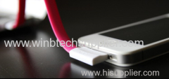 for iphone 4s Charging Data Flat Cable maganetic cable flat cable for