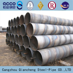 SSAW x60 Q345B Welded pipes