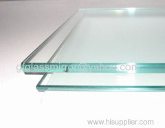 flat tempered glass and toughened glass