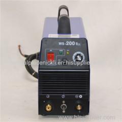 IGBT Inverter TIG-200 Welding Machine