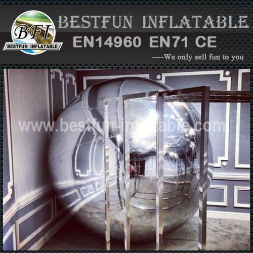 Factory Price Inflatable Mirror Ball