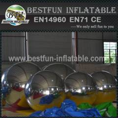Popular Decoration Mirror Ball Inflatable Wholesale