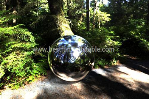 Amazing Decoration 1 Meter Mirror Ball Inflatable