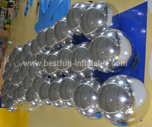 Giant PVC Inflatable Mirror Ball