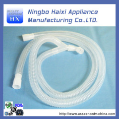disposable non-toxic breathing circuit