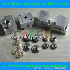 high precision pocessing product custome CNC processing parts