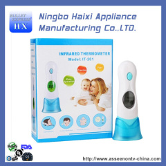 Durable useful infrared thermometer