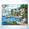 Arts and crafts diy oil painting on canvas paint by number