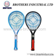 Rechargeable Mosquito Killer Racket with LED Light