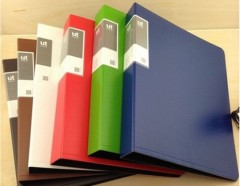 lever arch/ Ring binder pp paper file