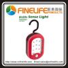 magnetic sensor led light with hook