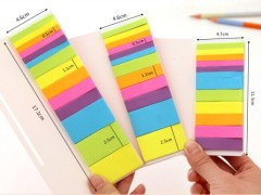 colorful / label/ arrow/ lovely paper file