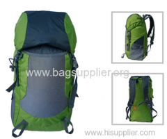 nylon backpack camping gear