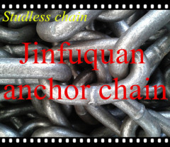 Studless/Stud Anchor Chain of factory