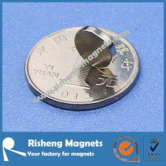 NdFeB Magnet Price N35 D10 x 2mm Cheap Magnet with High Quality