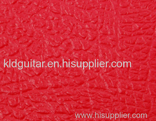 Kldguitar British Style Red Elephant Tolex Covering Guitar And