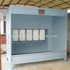 Powder Paint Spray Booth