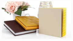 cookies / lovely paper note book